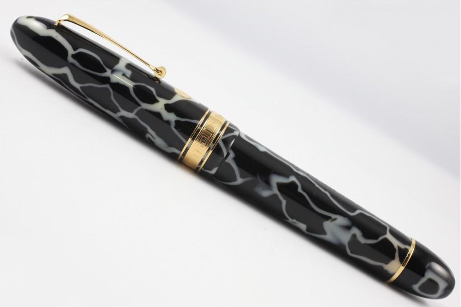 Armando Simoni Club Ogiva Extra Wild GT Magic Flex nib Fountain Pen