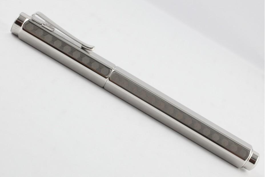 Caran D`Ache Ecridor Heritage Palladium Coated Fountain Pen