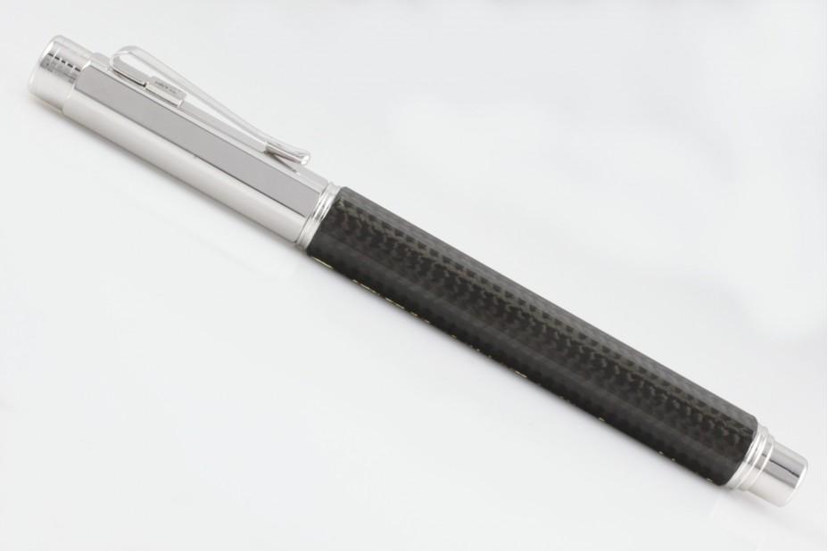 Caran D`Ache Varius Carbon Fibre Roller Ball Pen