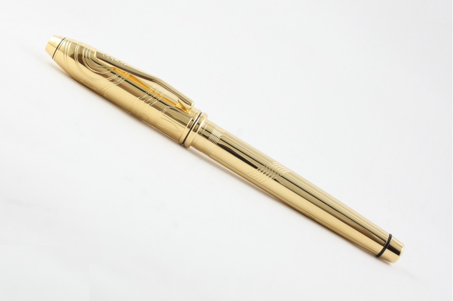 Cross Limited EditionTownsend Star Wars C-3PO 23kT gold-plated Fountain Pen