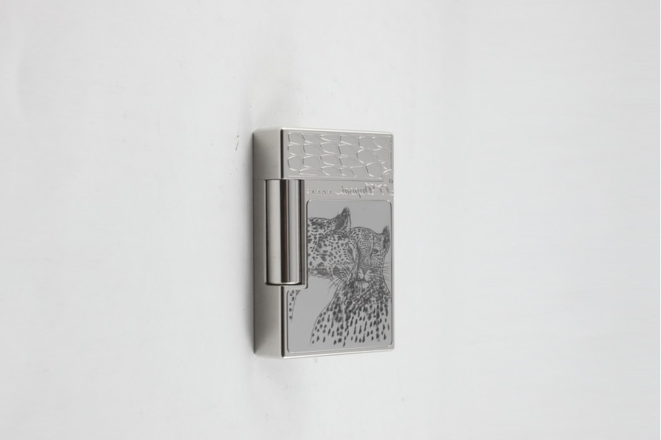 S.T. Dupont Special Edition Big Five - Leopard Lighter