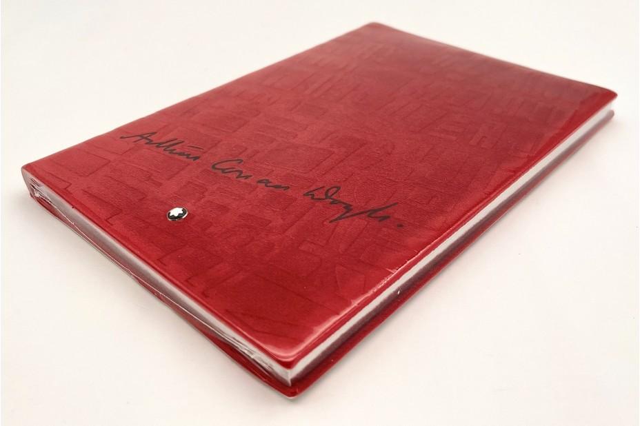 Montblanc MB.128066 #146 Homage to Sir Arthur Conan Doyle Notebook