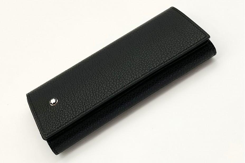Montblanc MB.126265 Meisterstück Soft Grain 2 Pen Pouch