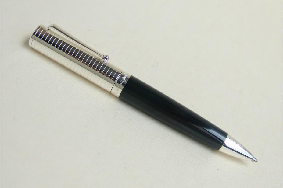 Montegrappa Espressione Duetto Black Ball Point Pen