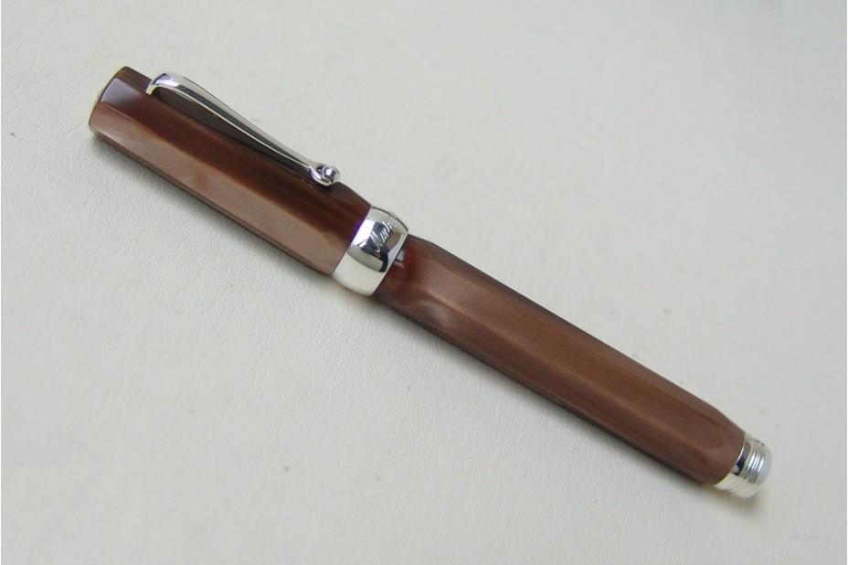 Montegrappa Micra Caramel Brown Fountain Pen