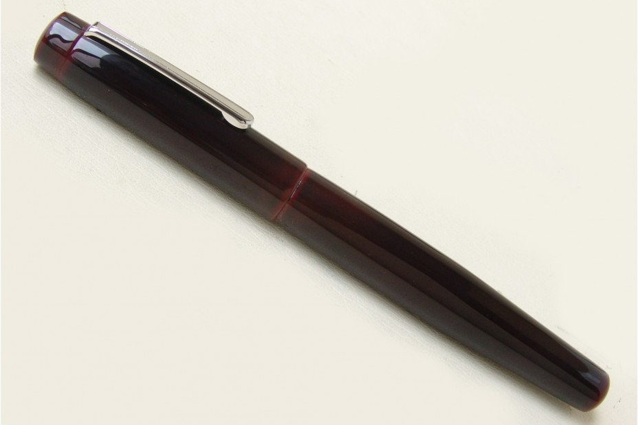 Nakaya Neo Standard Writer Aka Tamenuri Fountain Pen