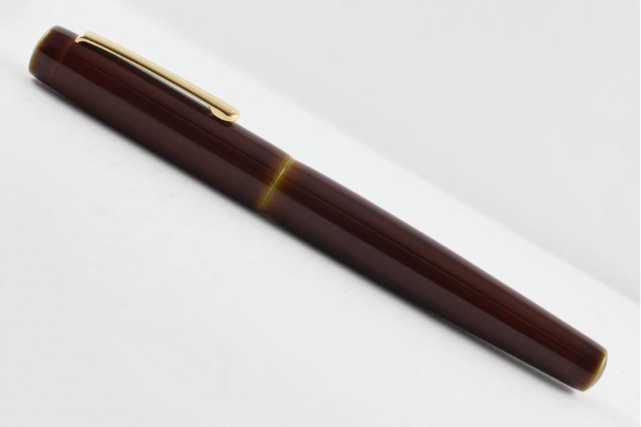 Nakaya Neo Standard Writer Hagi II Olive Green-tame Fountain Pen