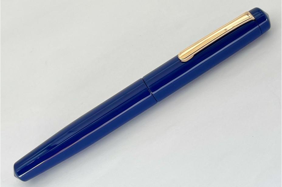 Nakaya Piccolo Long Writer Kikyo Fountain Pen