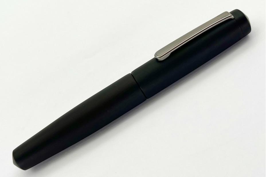 Nakaya Piccolo Writer Black Hairline Fountain Pen