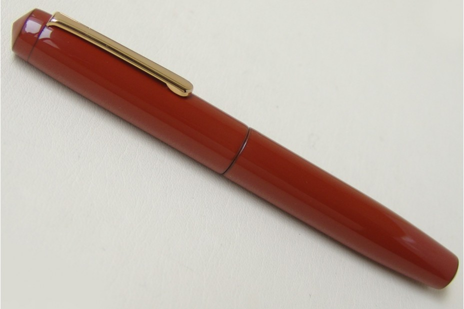Nakaya Piccolo Writer Arai Shu Fountain Pen