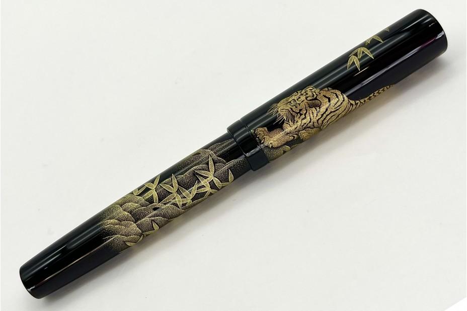 Namiki Chinkin Emperor Tiger Fountain Pen