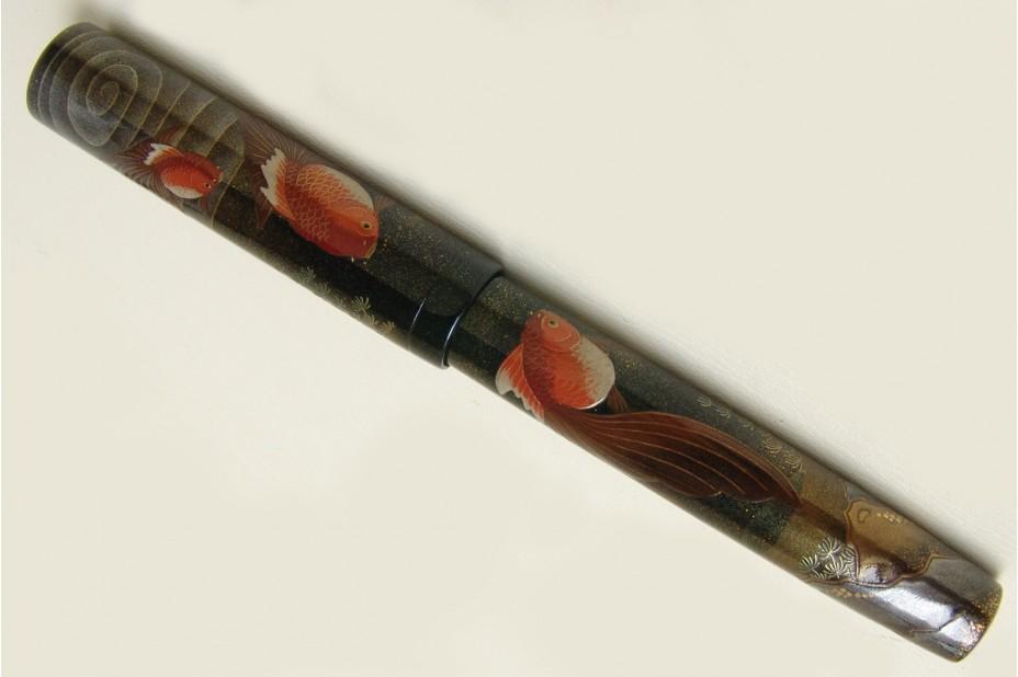 Namiki Emperor Size Gold Fish Fountain Pen