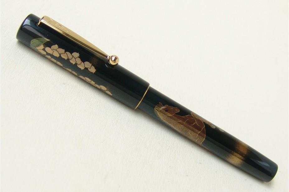 Namiki New Zodiac Horse Fountain Pen