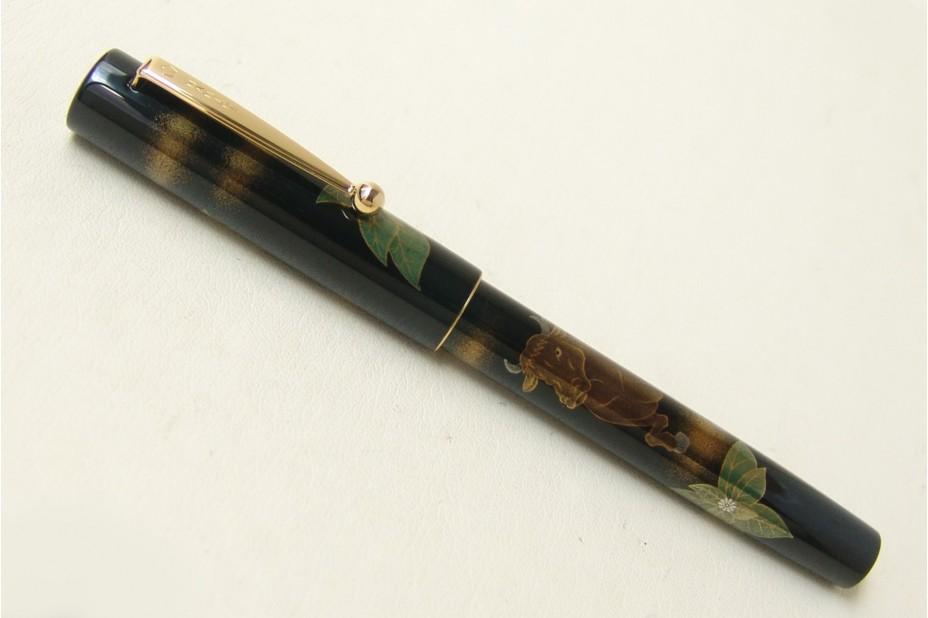 Namiki New Zodiac Ox Fountain Pen