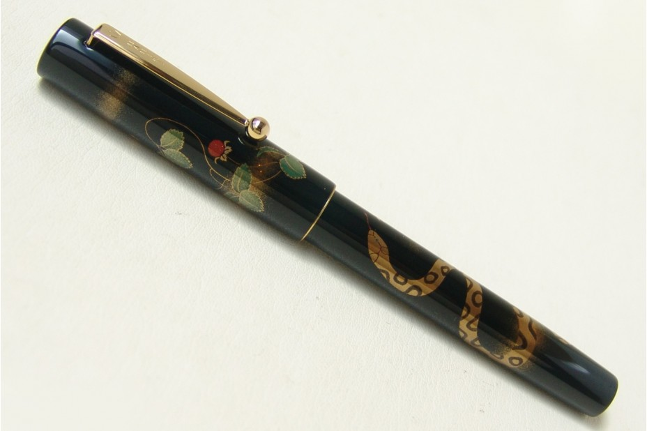 Namiki New Zodiac Snake Fountain Pen