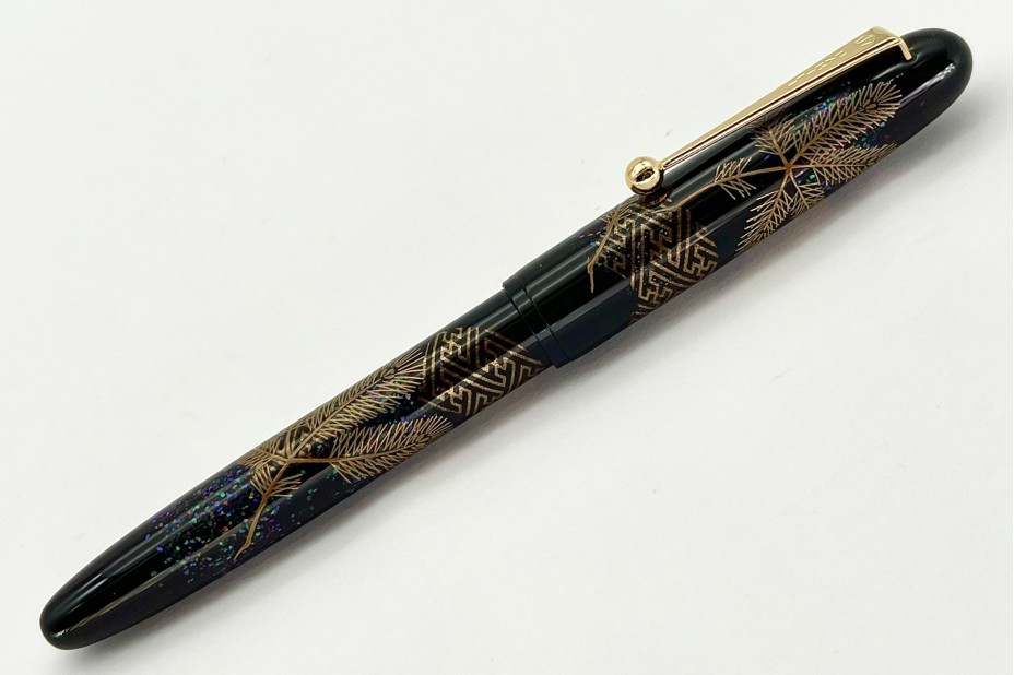 Namiki Yukari Pine Needle (Matsu-ba) Fountain Pen