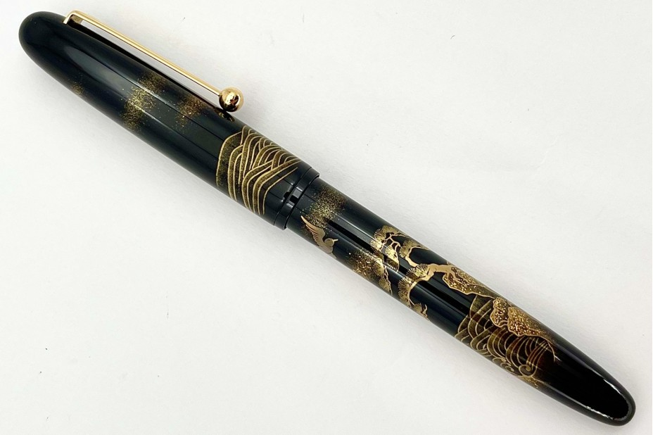 Namiki Yukari Wave and Plover Fountain Pen