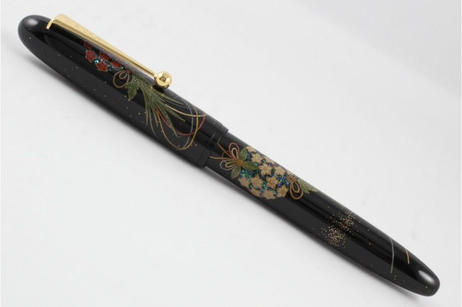 Namiki Yukari Herb Decoration Fountain Pen