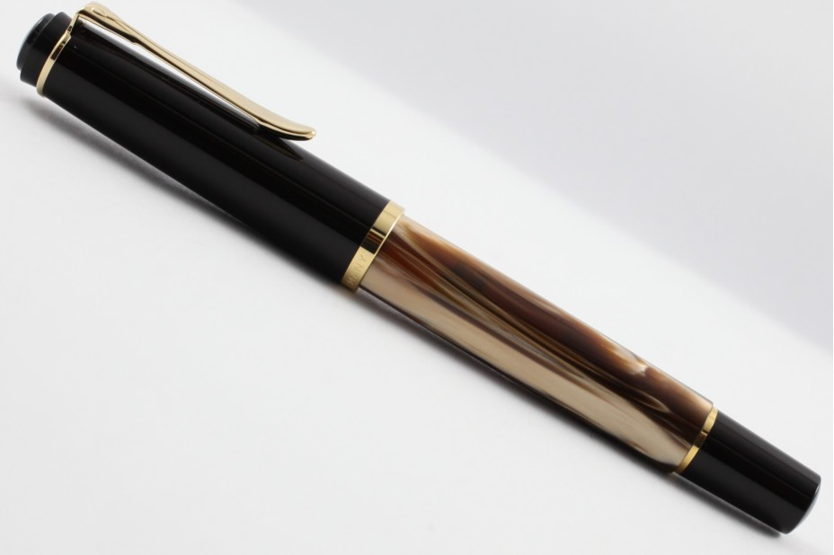Pelikan Classic M200 Brown Marbled Fountain Pen
