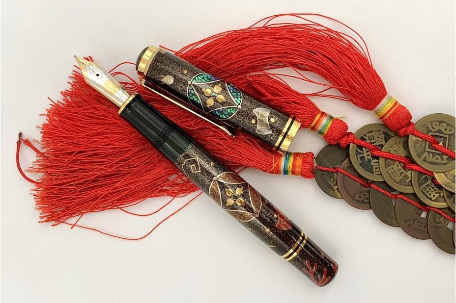 Pelikan M1000 Limited Edition Maki-e Seven Treasures Fountain Pen