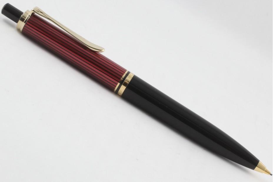 Pelikan Souveran D400 Red and Black Mechanical Pencil