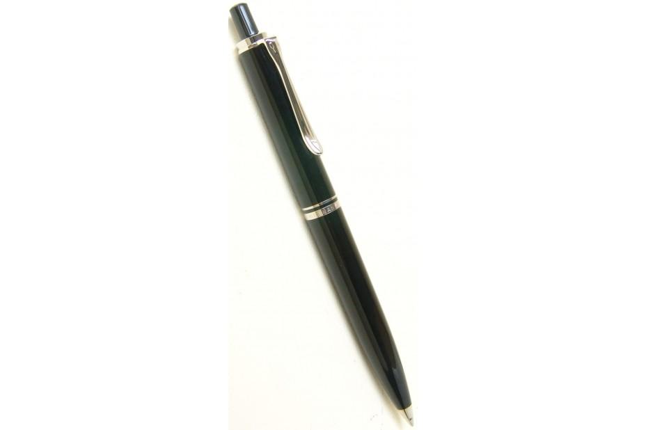 Pelikan Souveran K405 Black Platinum Ball Pen