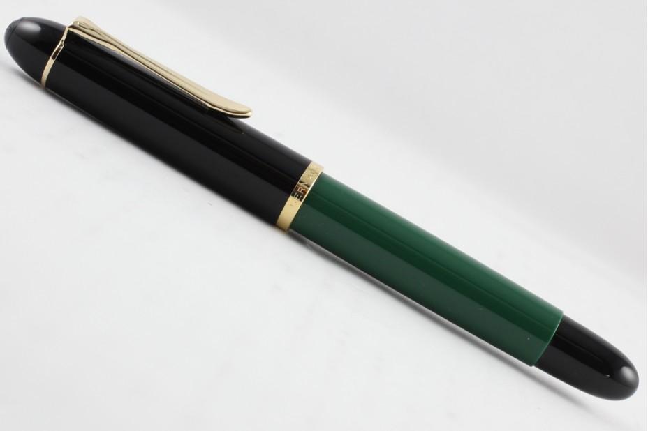 Pelikan Classic Special Edition M120 Green Black Fountain Pen