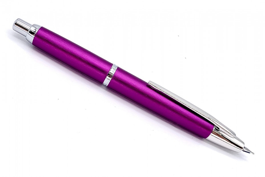 Pilot Capless Vanishing Point Decimo 20 Purple Fountain Pen