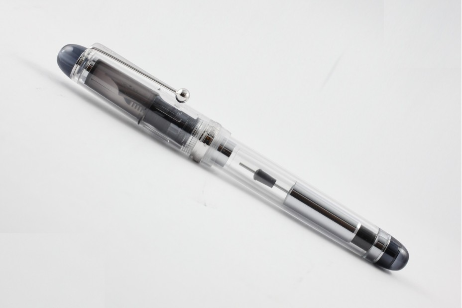 Pilot Custom 74 Clear Fountain Pen