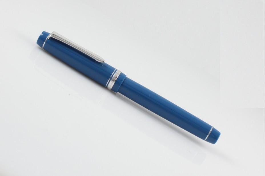 Pilot Custom Heritage 91 Turquoise Fountain Pen