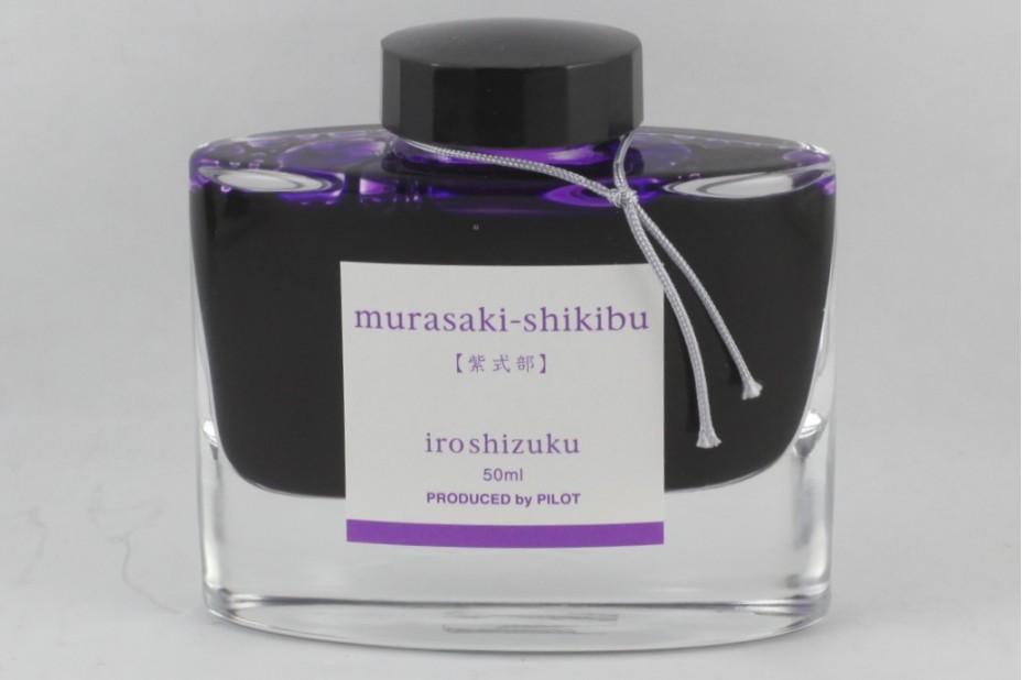 Pilot Iroshizuku Murasaki-shikibu Ink