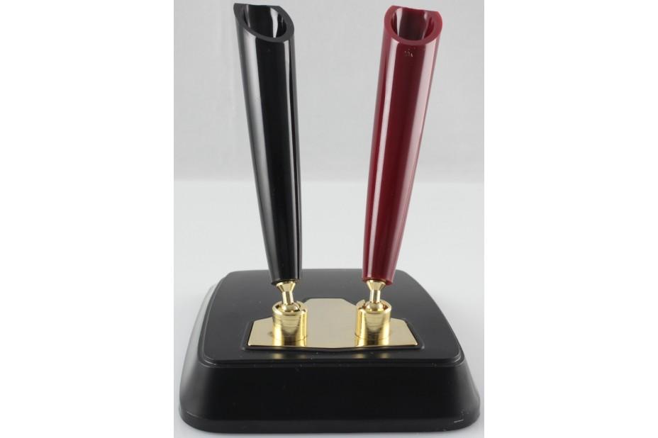 Platinum Deskpen Stand for 2 pen