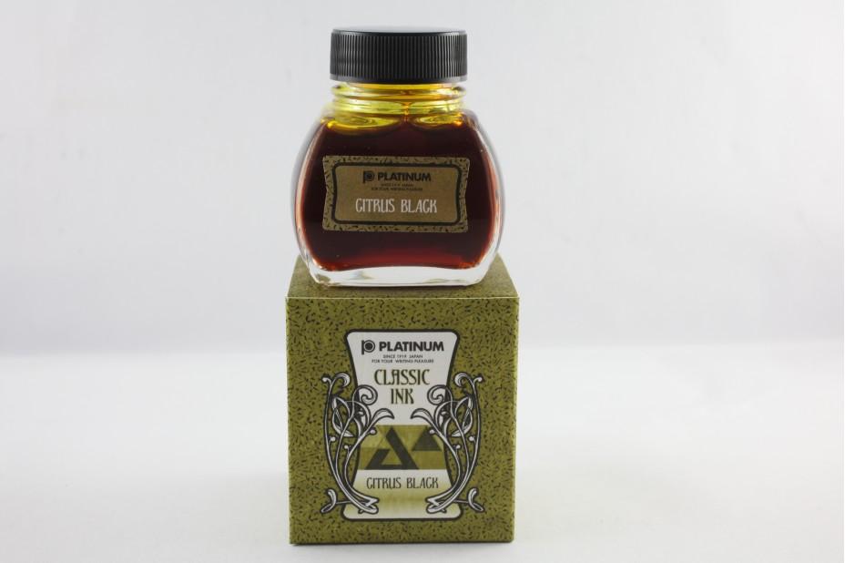 Platinum Classic Ink Citrus Black