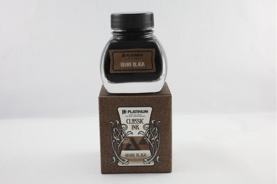 Platinum Classic Ink Khaki Black