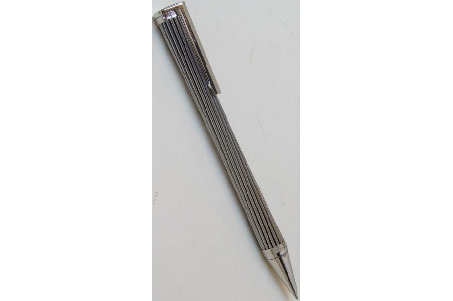 Porsche Design P3130 Mikado Polished Stainless Steel Stems Mechanical Pencil