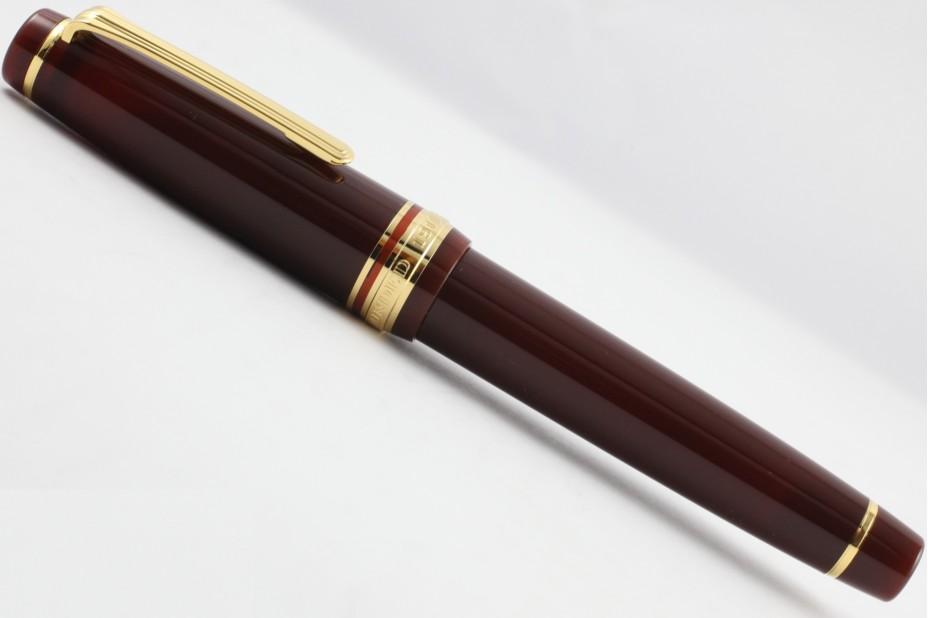 Sailor Special Edition ProGear Earth Gold Trim Fountain Pen