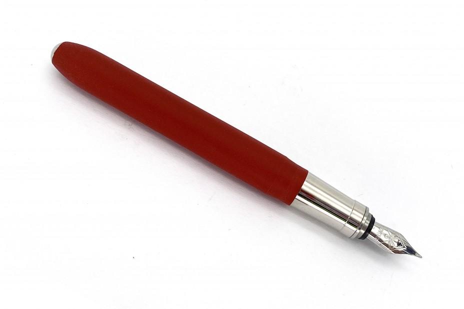Visconti Rembrandt Eco-Logic Red Fountain Pen