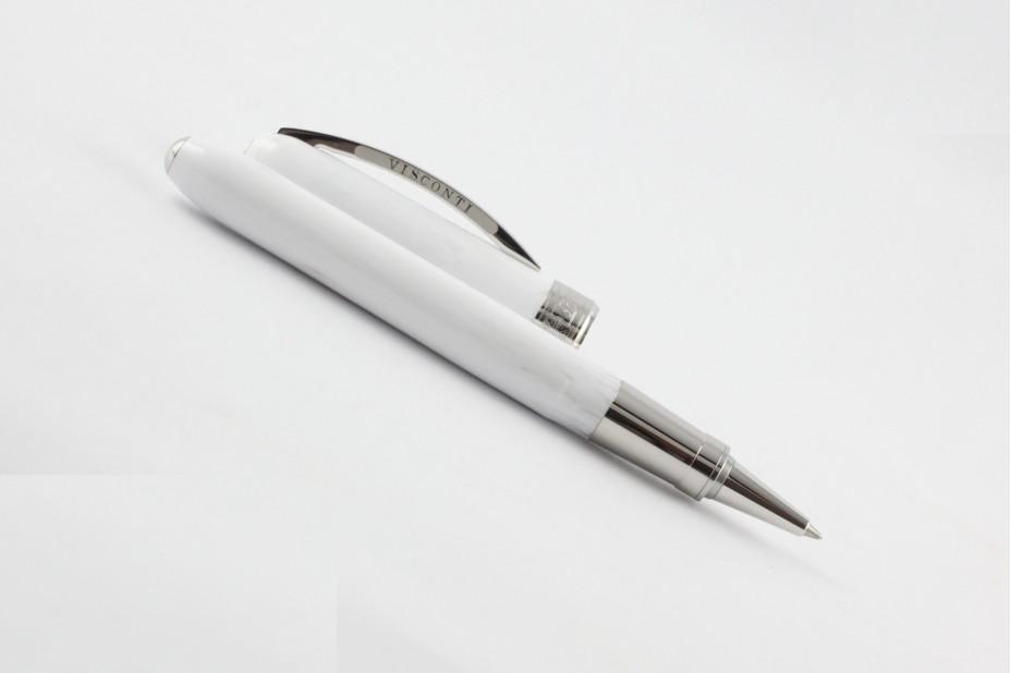 Visconti Rembrandt White Roller Ball Pen