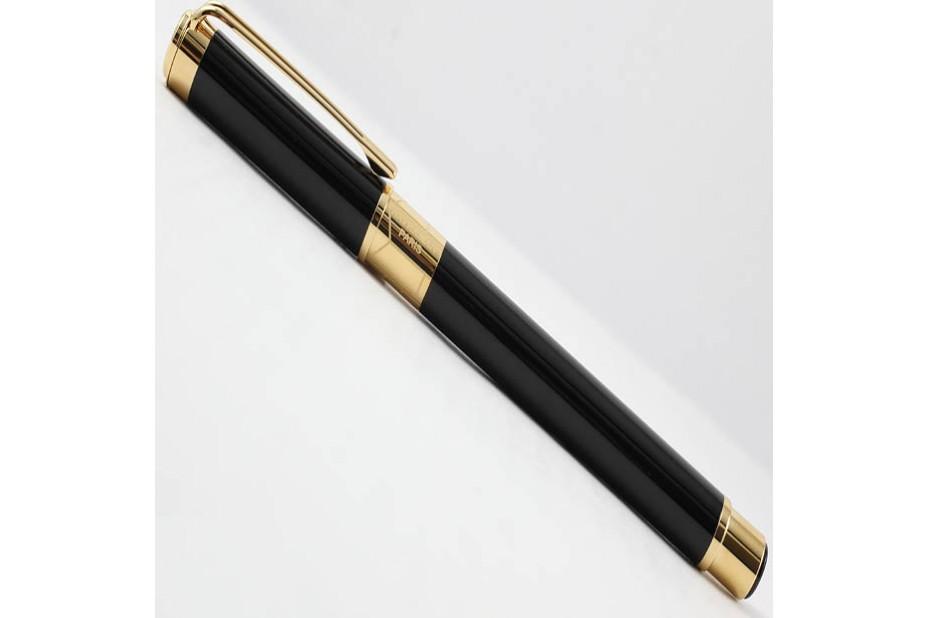 Waterman Perspective Black GT Fountain Pen